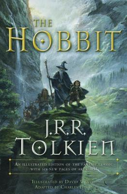 The Hobbit By Dixon, Charles/ Wenzel, David (ILT)/ Dixon, Charles (ADP)/ Deming, Sean (ADP)/ Tolkien, J. R. R./ Deming, Sean
