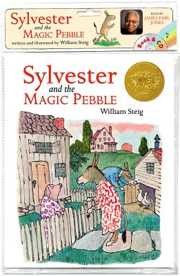 Sylvester and the Magic Pebble By Steig, William/ Steig, William (ILT)/ Jones, James Earl (NRT)